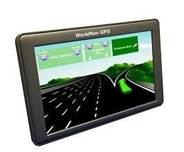 """NEW! WorldNav 7690 Truck GPS 7"""" Screen"""
