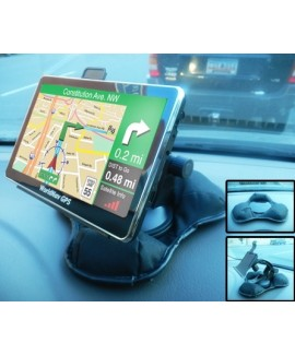 """Dash Mount - Extra Large supports all WorldNav 7"""" models- Easy to Access your GPS!"""