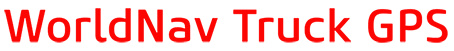 WorldNav Truck GPS