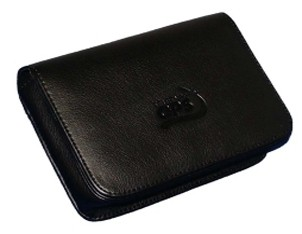 "WorldNav 4"" Custom Leather Case for 330060 and 410060"