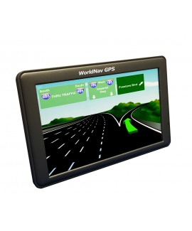 WorldNav 7690 Manufacturer Refurbished Truck GPS (Reg. $339)