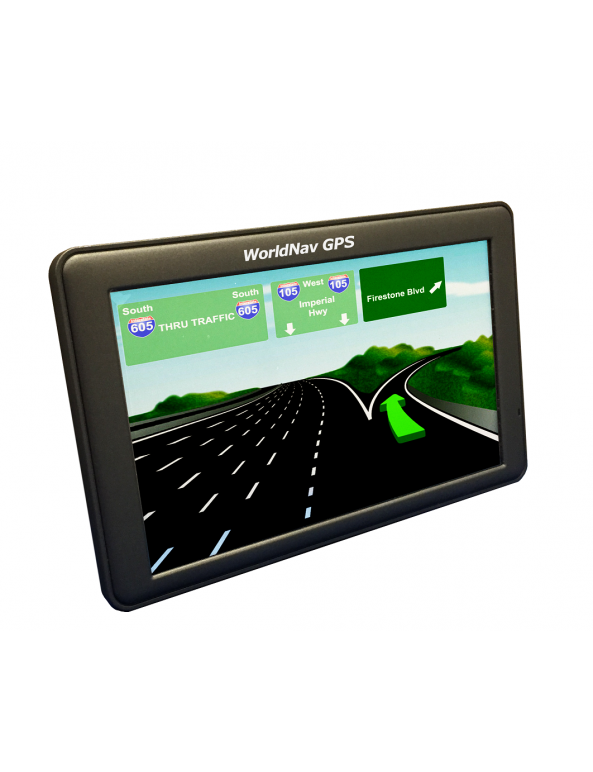 "WorldNav 7690 Refurbished 7"" Truck GPS"